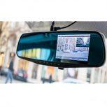 Visszapillantós autós kamera