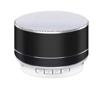 A10 Bluetooth hangszoró fémes fekete