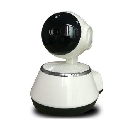 Wifis beltéri megfigyelő rendszer , hangszóróval és mikrofonnal - Tartsd szemmel otthonodat folyamatosan!