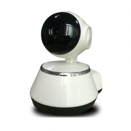 Wifi IP 720P biztonsági kamera hangszoróval és mikrofonnal