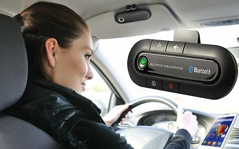 AlphaOne Bluetooth autós univerzális telefon kihangosító holm0193 ... d9ad7e3e44