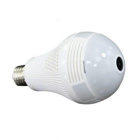 Wifis villanykörte panoráma kamera használd babamonitorként is!