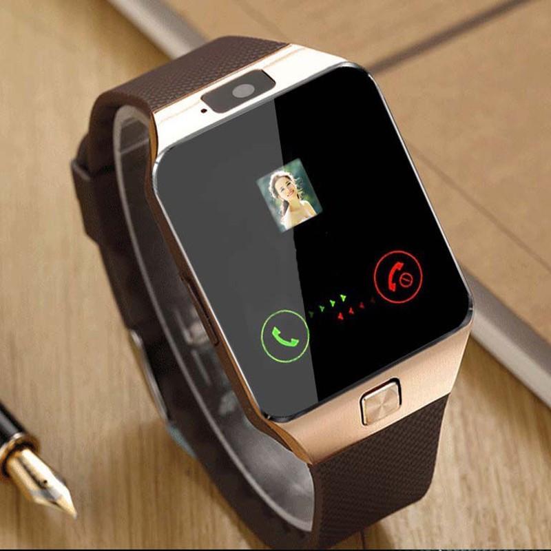AlphaOne M8 prémium okosóra arany barna (pulzus mérős) Fotózz és telefonálj a telefonod nélkül egyszerűen.