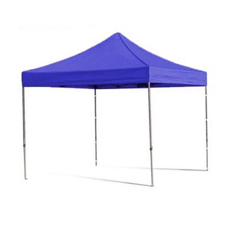 Összecsukható kerti pavilon 3*3 méteres sátor kék