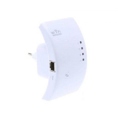 WLAN WIFI repeater, Wifi jelerősitő jelismétlő konnektorba - Gyenge a jel a lakás egyes pontjain ? Itt a megoldás rá!
