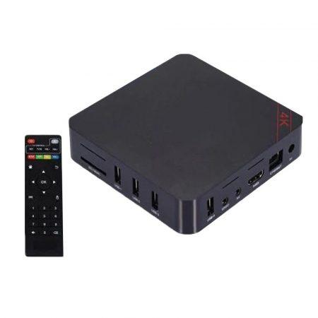 mx9 4k tv box - Netezz kényelmesen a TV-den!