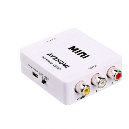 RCA-->HDMI átalakító