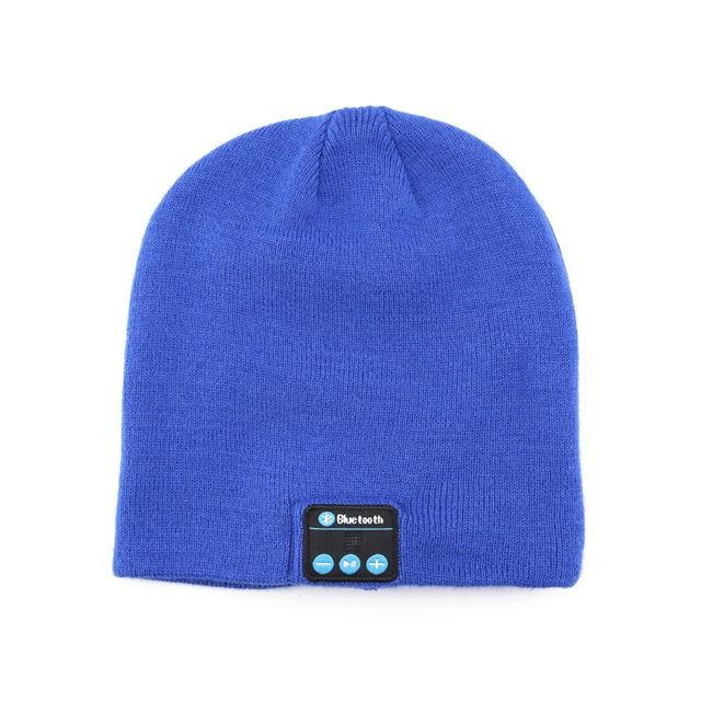Kék bluetooth sapka - Holmibolt f5daf92c9c