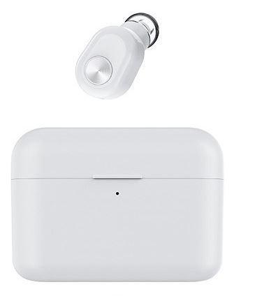 Fehér Pluggy fülhallgató + Ajándék Powerbank 700Mah!! - Apró termék mely remek társ a mindennapokban.