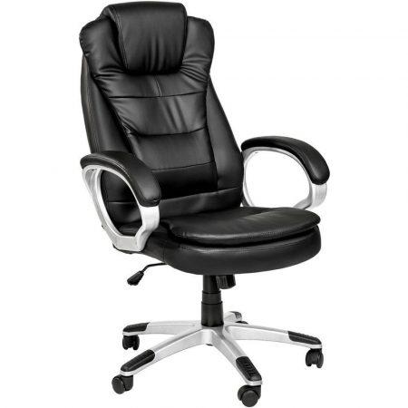 OfficeTrade Főnöki szék fekete ingyenes szállítással