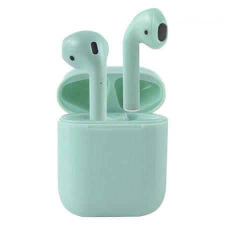 I7S Zöld fülhallgató -Stílusos megjelenés,kiváló hangzás?A legjobb helyen jársz.
