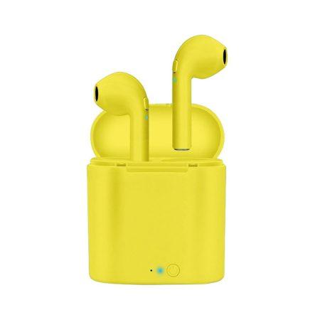 Sonus I7S Sárga fülhallgató