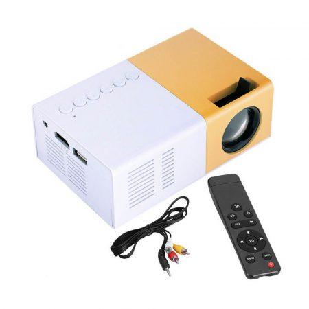 J9 Mini Projektor HDMI kimenet