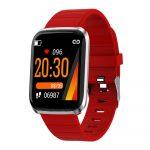 ID116 PRO okoskarkötő -piros-A PRO termékcsalád a legjobb választás sportolóknak.