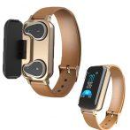 Ero okoskarkötő + vezetéknélküli fülhallgató arany