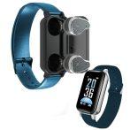 Ero okoskarkötő + vezetéknélküli fülhallgató  kék