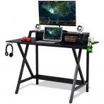 Sintact Gamer asztal 90cm*58cm*120cm