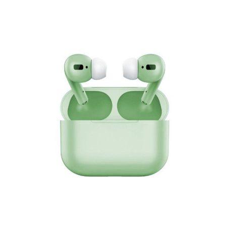 Air pro vezeték nélküli fülhallgató - zöld