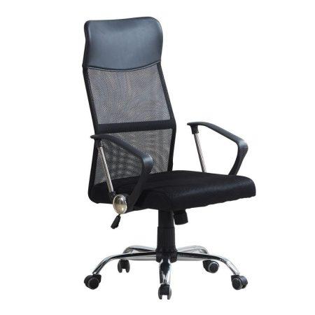 Leon irodai szék fekete