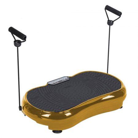 Vibrációs edzőpad Arany - Nem szeretsz konditerembe járni ,de szívesen tennél valamit az egészségedért??