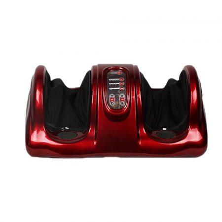 Foot Comfort Akupresszúrás Lábmasszírozógép Vörös színű