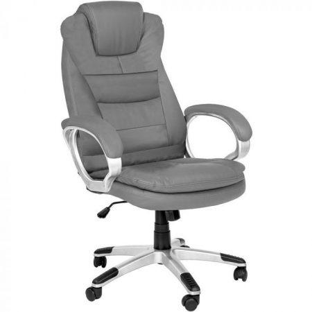 OfficeTrade Főnöki szék szürke