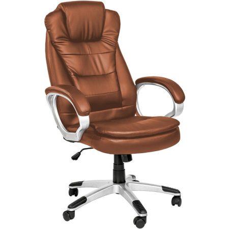 OfficeTrade Főnöki szék barna ingyenes