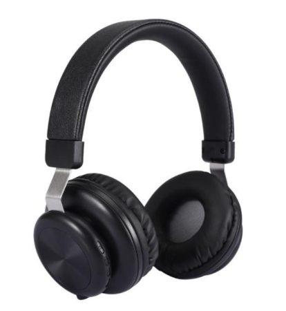 Sol H4 Bluetooth fejhallgató Fekete