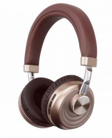 Em-MI vj803 barna fejhallgató