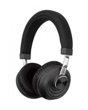 Tonus Fekete fejhallgató