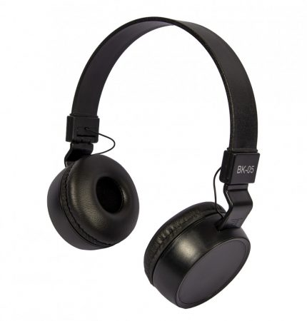 Liro bk05 fejhallgató fekete