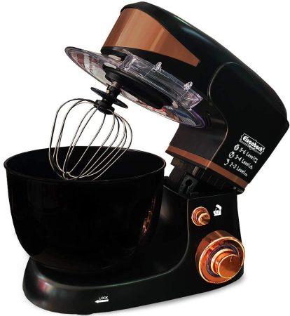 Eisenbach SC-267c konyhai robotgèp 2000W fekete-arany