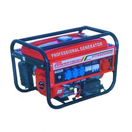 Powertech  6500WE generátor