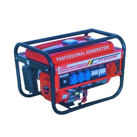 Powertech  6500W generátor