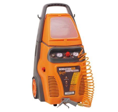 NUAIR RevolutionAIR Maxy Kompressor, 2200 W, 230 V
