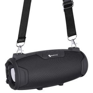 Hordozható többfunkciós Bluetooth hangszóró mikrofonnal