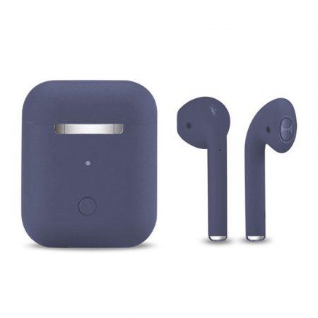 Inpods 12 Macaron Lilás kék - soft touch vezérléssel, matt felülettel
