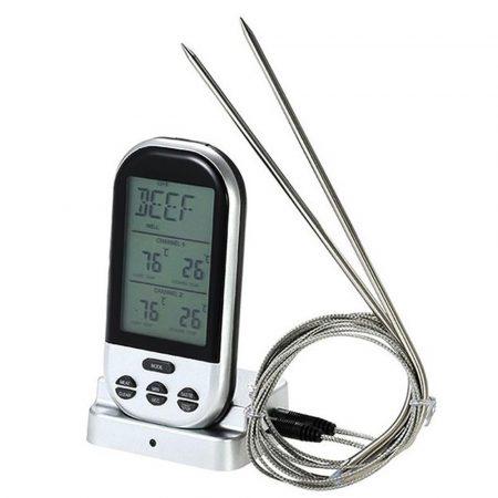 Vezeték nélküli digitális ételhőmérő