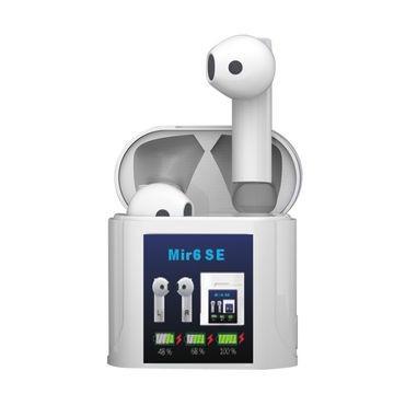 Mir6 SE fülhallgató - pulzusmérővel