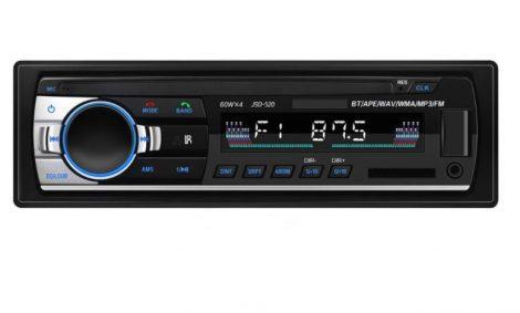 1 Din jsd-8027Bt autó rádió