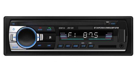 Sockwave 1 Din-es Bt autó rádió