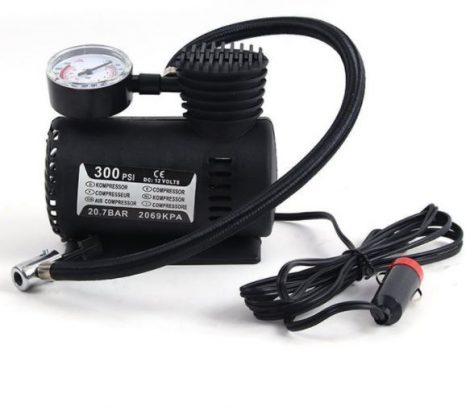 Tyre Basic autós kompresszor 12V 300PSI