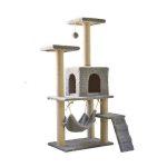 Macska bútor V2 szürke