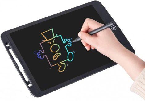 Színes 12 hüvelykes digitális rajztábla gyerekeknek