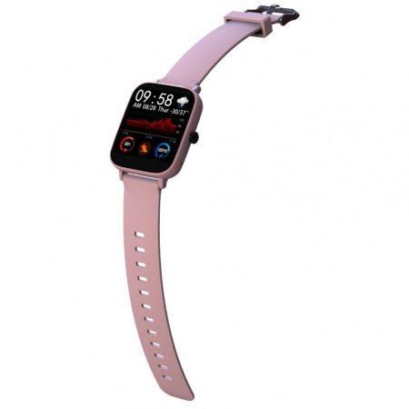 Akela pulzusmérő okosóra rózsaszín