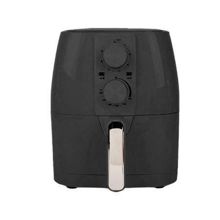 Ironband légkeveréses sütő 4,5 L fekete
