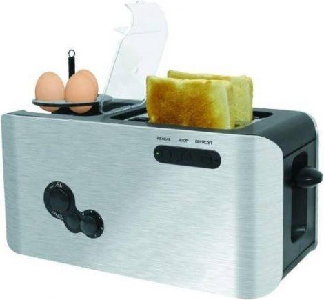Orion OTE-268 kenyér pirító tojás főzővel