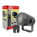 Karácsonyi kivetítő fények, 16 mintás Led Projector karácsonyi, újévi, ünnepi, születésnapi bulihoz