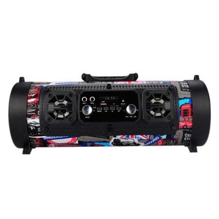 AlphaOne M17 bluetooth hangszoró -A buli két legfontosabb kelléke egy termékben, zene és fények!